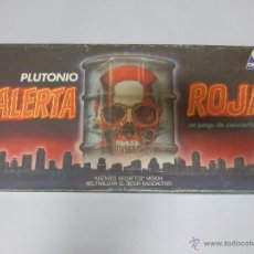 Juegos de mesa: JUEGO DE CIENCIA FICCIÓN ALERTA ROJA CEFA. Lote 54023605