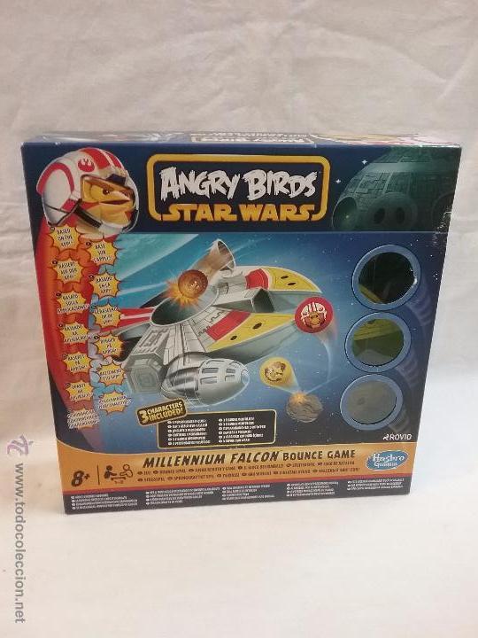 Juego De Mesa Angry Birds Star Wars De Hasbro Comprar Juegos De