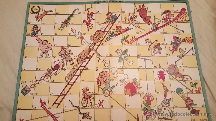 JUEGO ,TABLERO CARTON,JUEGOS GEYPER,ILUSTRADOR KARPA (Juguetes - Juegos - Juegos de Mesa)