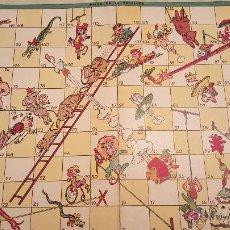 Juegos de mesa: JUEGO ,TABLERO CARTON,JUEGOS GEYPER,ILUSTRADOR KARPA. Lote 54087237