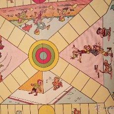 Juegos de mesa: JUEGO ,TABLERO CARTON,JUEGOS GEYPER,ILUSTRADOR KARPA. Lote 54087242