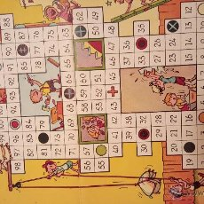 Juegos de mesa: JUEGO ,TABLERO CARTON,JUEGOS GEYPER,ILUSTRADOR KARPA. Lote 54087248