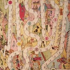 Juegos de mesa: JUEGO ,TABLERO CARTON,JUEGOS GEYPER,ILUSTRADOR KARPA. Lote 54087254