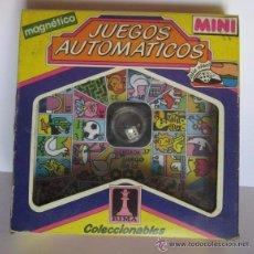 Juegos de mesa: JUEGOS AUTOMATICOS DE RIMA, JUEGO DE LA OCA, EN CAJA. CC. Lote 54090372