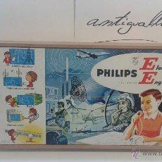 Juegos de mesa: PHILIPS EE 20 AÑOS 50, JUGUETE ANTIGUO.. Lote 89780711