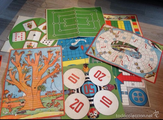 Juegos de mesa: Tablero juegos reunidos - Foto 2 - 54182766