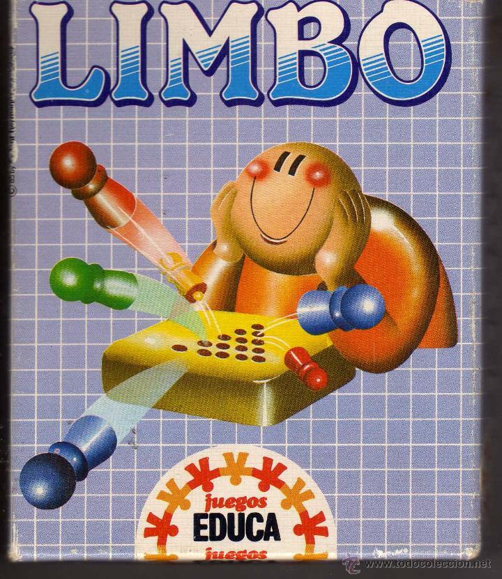 JUEGO LIMBO . EDUCA REF 3775 (Juguetes - Juegos - Juegos de Mesa)