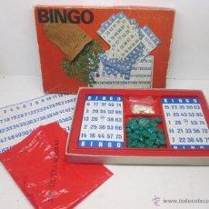 Jogos de mesa: ANTIGUO JUEGO DE MESA BINGO BORRAS. Lote 54202626