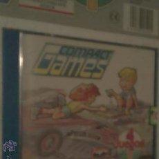 Juegos de mesa: COMPACT GAMES Nº 2,DE LA CASA CHICOS A ESTRENAR AÑOS 80´S. Lote 83679496