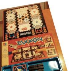 Juegos de mesa: JUEGO DE TABLERO ZAXXON DE MB. Lote 54370284