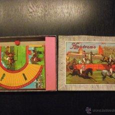 Juegos de mesa: HIPODROMO, JUEGO DE MESA AÑOS 40. Lote 54405439