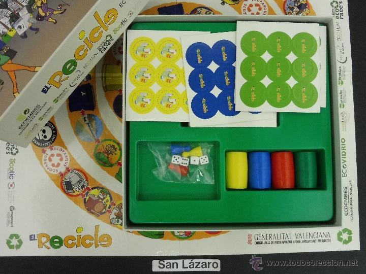El Recicle Juego De Reciclaje De La Comunidad V Comprar Juegos De