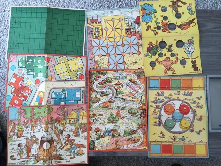 Juegos de mesa: Tablero juegos reunidos - Foto 3 - 54182766