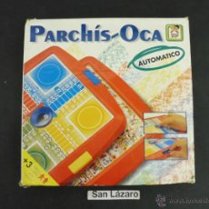 Juegos de mesa: PARCHIS-OCA AUTOMATICO CHICOS FABRICA DE JUGUETES ALICANTE J84*. Lote 54509397