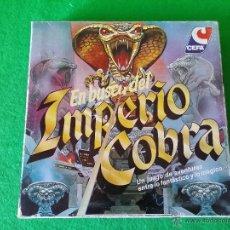 Juegos de mesa: JUEGO DE MESA EN BUSCA DEL IMPERIO COBRA DE CEFA. Lote 54511981