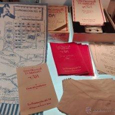 Juegos de mesa: CURIOSO JUEGO DE MESA COMO ORGANIZAR UN ASESINATO - PUBLIJUEGO - COMPLETO CON INSTRUCCIONES -. Lote 186216526