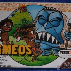 Juegos de mesa: PIGMEOS - FEBERJUEGOS - FEBER. Lote 54526822