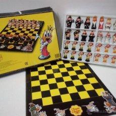 Juegos de mesa: AJEDREZ DE CHUPA CHUPS. Lote 54575693
