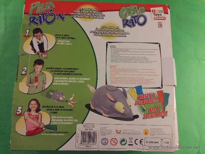Juegos de mesa: Pilla Ratón Persiguelo Y Cazalo-Toys - Juego - Foto 3 - 54586133