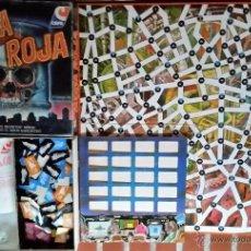Juegos de mesa: JUEGO ALERTA ROJA --COMPLETO-- CEFA. AÑOS 80.. Lote 54660514
