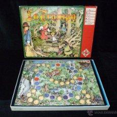Juegos de mesa: LA TRAMPA REF. 6937. MATTEL 1989. COMPLETO. Lote 54660679