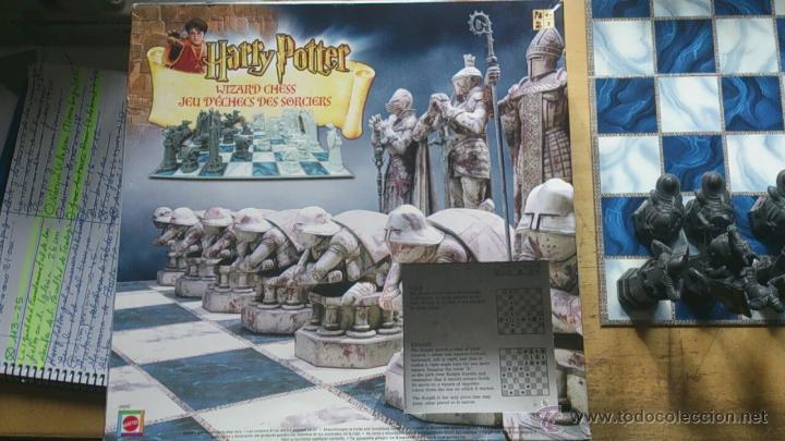 Ajedrez Harry Potter Chess Harry Potter Gastos Comprar Juegos De
