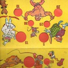 Juegos de mesa: . JUEGO TABLERO JUEGO DEL SALTAMONTES . Lote 54813534