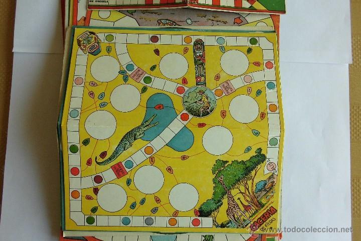 Tableros De Los Juegos Reunidos Geyper Comprar Juegos De Mesa