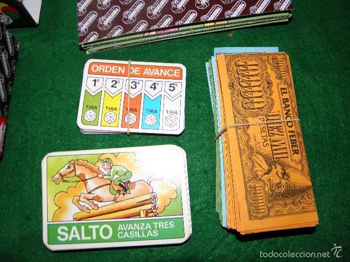 Juegos de mesa: JUEGO DE MESA CARRERA DE CABALLOS DE FEBER - Foto 3 - 55128971