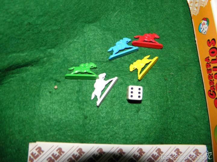 Juegos de mesa: JUEGO DE MESA CARRERA DE CABALLOS DE FEBER - Foto 6 - 55128971