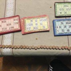 Juegos de mesa: BINGO. Lote 55154212