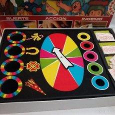Juegos de mesa: JUEGO DE MESA DIVERTILANDIA DE JUEGOS EDUCA MADE IN SPAIN . Lote 55206664