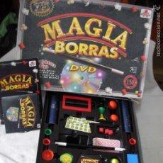 Juegos de mesa: JUEGO MAGIA BORRAS CON INSTRUCCIONES Y CD. Lote 55352438