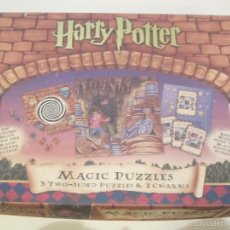 Juegos de mesa: JUEGO MAGIC PUZZLES HARRY POTTER. Lote 55361834