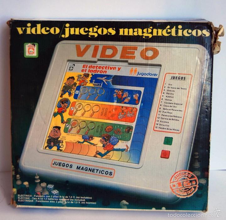Video Juegos Magneticos De Chico 15 Juegos Anos Comprar Juegos De