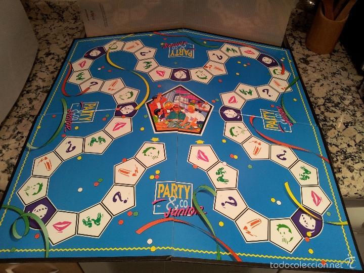 Party Junior Buen Estado Ver Fotos Comprar Juegos De Mesa Antiguos