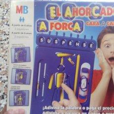 Juegos de mesa: JUEGO MB EL AHORCADO. Lote 55981518