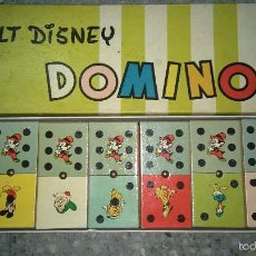 Juegos de mesa: ANTIGUO DOMINÓ DISNEY.. Lote 56235981