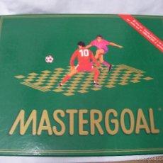 Juegos de mesa: ANTIGUO JUEGO MASTERGOAL EN BUEN ESTADO. Lote 56388131