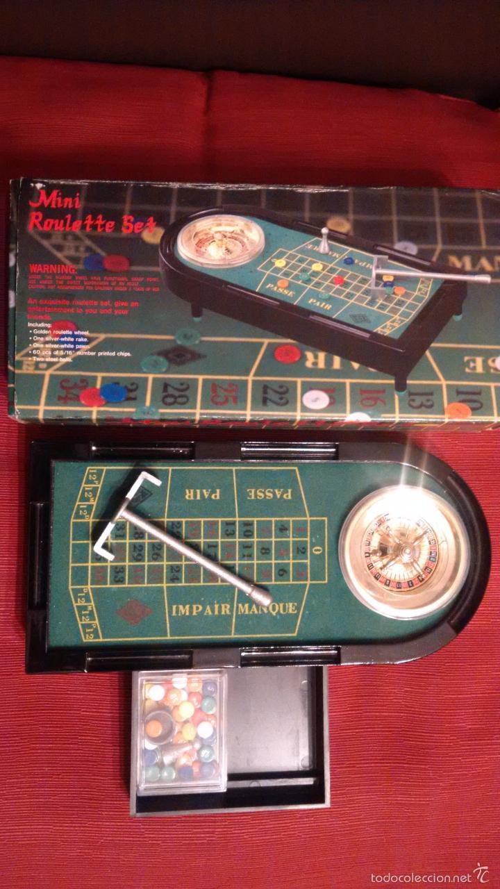 Juego De Mesa Ruleta Casino Nueva A Estrenar Comprar Juegos De