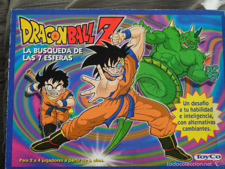 Dragon Ball Z La Busqueda De Las 7 Esferas J Comprar Juegos De