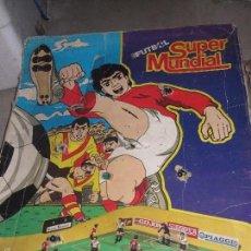 Juegos de mesa: FÚTBOL SUPER MUNDIAL DE RIMA. Lote 56670021