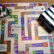 Juegos de mesa: EL JUEGO DE LA VUELTA-- EDIC. EL MUNDO-. Lote 56845465