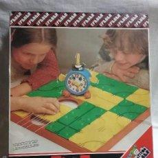 Juegos de mesa: JUEGO DE MESA TIC TAC DE FEBER CON CAJA ORIGINAL. Lote 56882032