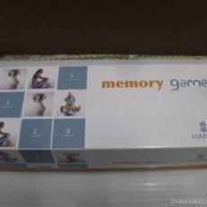 Juegos de mesa: MEMORY GAME, LLADRÓ. Lote 56883134