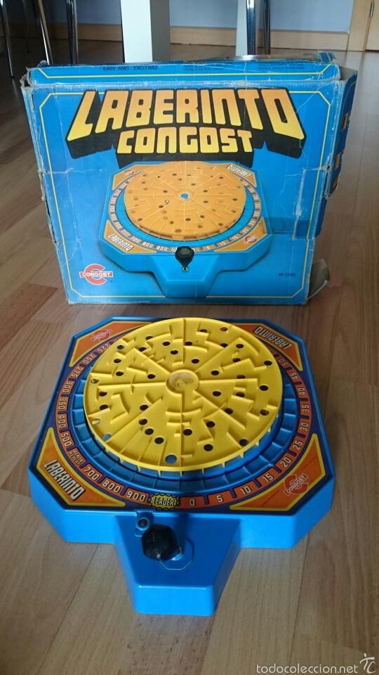 Laberinto Congost Comprar Juegos De Mesa Antiguos En Todocoleccion