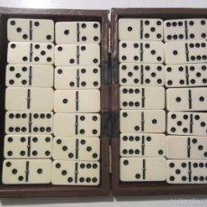 Juegos de mesa: JUEGO DOMINO MALETIN. Lote 57201314