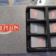 Juegos de mesa: M69 JUEGO PARA ADULTOS ESCRUPULOS CUESTION DE PRINCIPIOS AÑOS 80 MB ESPAÑA. Lote 57271093