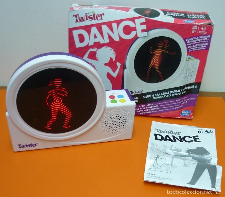Twister Dance Hasbro Comprar Juegos De Mesa Antiguos En