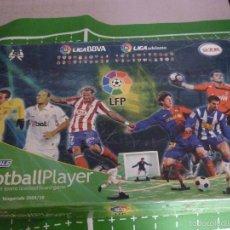 Juegos de mesa: DIFÍCIL DE ENCONTRAR JUEGO FOOTBALL PLAYER. TABLE. TEMPORADA 2009/10 PRODUCTO BAJO LIC FÚTBOL PROF. Lote 57356956